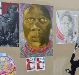 Street art : identité, métissage, exil. Contribution de Marion Dupuis