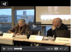 Mise en ligne. L'expérience de l'exil : Hélène Cixous (CEM, 16 janvier 2014)